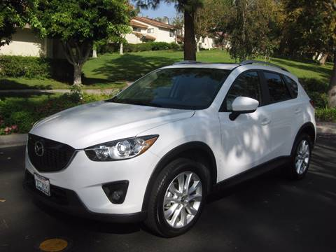 2014 Mazda CX-5 for sale at E MOTORCARS in Fullerton CA