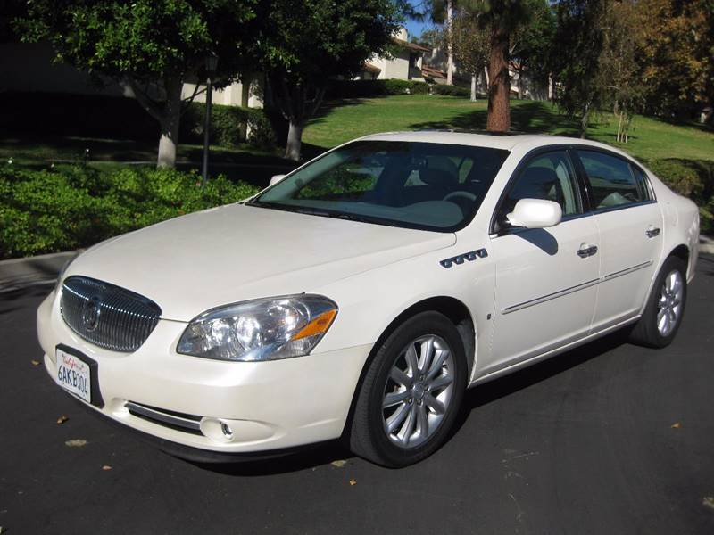 2008 Buick Lucerne for sale at E MOTORCARS in Fullerton CA