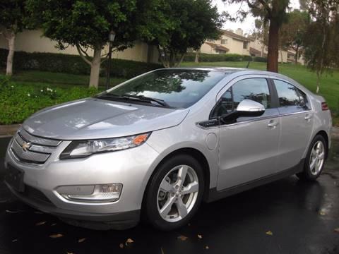 2014 Chevrolet Volt for sale at E MOTORCARS in Fullerton CA