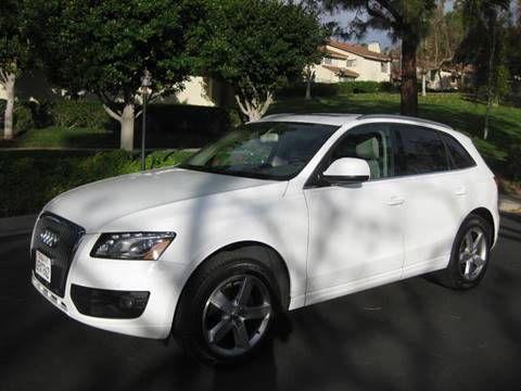 2011 Audi Q5 for sale at E MOTORCARS in Fullerton CA