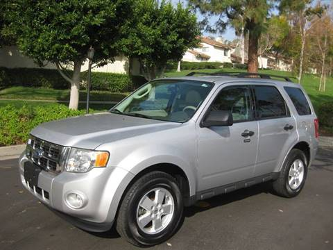 2012 Ford Escape for sale at E MOTORCARS in Fullerton CA
