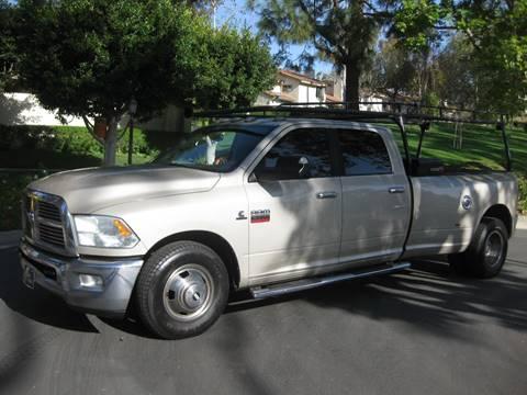 2010 Dodge Ram Pickup 3500 for sale at E MOTORCARS in Fullerton CA