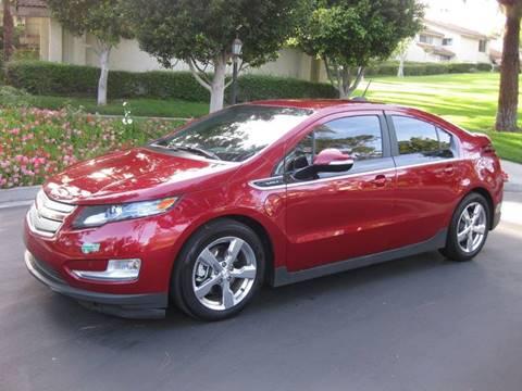 2015 Chevrolet Volt for sale at E MOTORCARS in Fullerton CA
