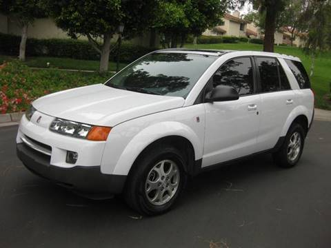 2004 Saturn Vue for sale at E MOTORCARS in Fullerton CA