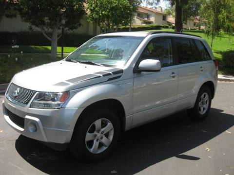 2006 Suzuki Grand Vitara for sale at E MOTORCARS in Fullerton CA