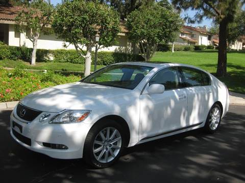 2007 Lexus GS 350 for sale at E MOTORCARS in Fullerton CA