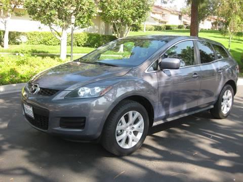 2009 Mazda CX-7 for sale at E MOTORCARS in Fullerton CA