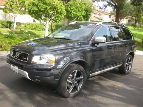 2013 Volvo XC90 for sale at E MOTORCARS in Fullerton CA