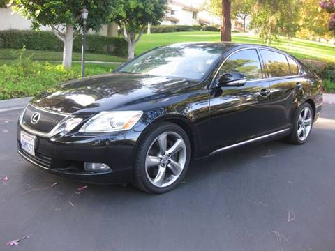2010 Lexus GS 350 for sale at E MOTORCARS in Fullerton CA