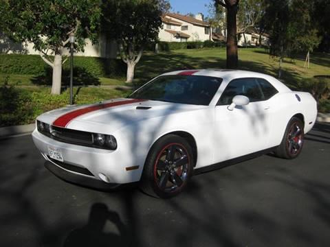 2013 Dodge Challenger for sale at E MOTORCARS in Fullerton CA