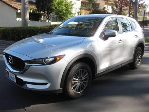 2018 Mazda CX-5 for sale at E MOTORCARS in Fullerton CA