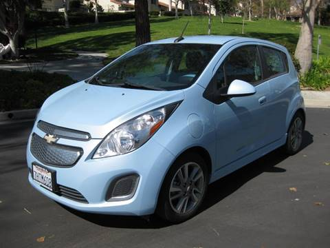 2014 Chevrolet Spark EV for sale at E MOTORCARS in Fullerton CA
