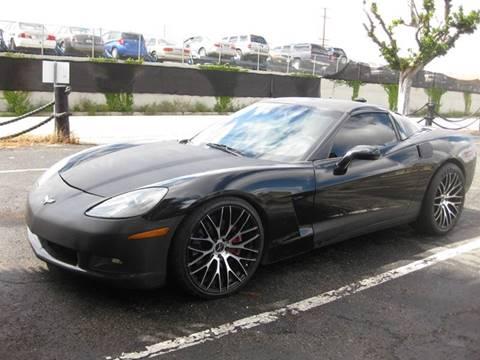 2007 Chevrolet Corvette for sale at E MOTORCARS in Fullerton CA
