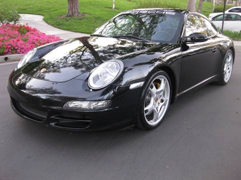 2005 Porsche 911 for sale at E MOTORCARS in Fullerton CA