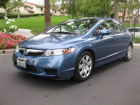 2011 Honda Civic for sale at E MOTORCARS in Fullerton CA