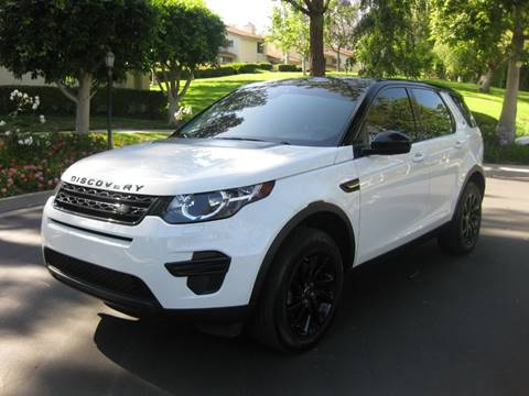 2016 Land Rover Discovery Sport for sale at E MOTORCARS in Fullerton CA