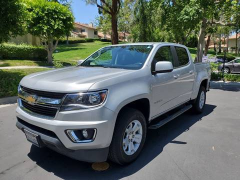 2016 Chevrolet Colorado for sale at E MOTORCARS in Fullerton CA