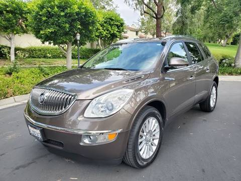 2010 Buick Enclave for sale at E MOTORCARS in Fullerton CA