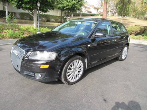 2007 Audi A3 for sale at E MOTORCARS in Fullerton CA