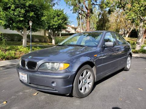 2003 BMW 3 Series for sale at E MOTORCARS in Fullerton CA