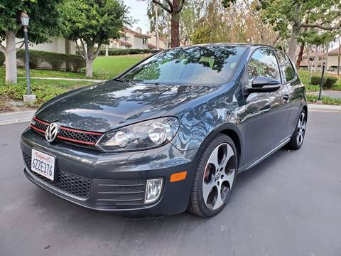 2013 Volkswagen GTI for sale at E MOTORCARS in Fullerton CA