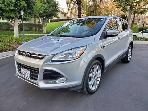 2013 Ford Escape for sale at E MOTORCARS in Fullerton CA