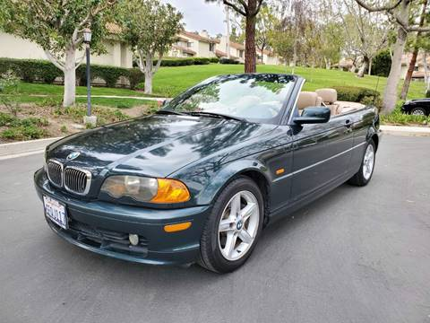 2002 BMW 3 Series for sale at E MOTORCARS in Fullerton CA
