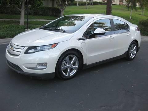 2013 Chevrolet Volt for sale at E MOTORCARS in Fullerton CA