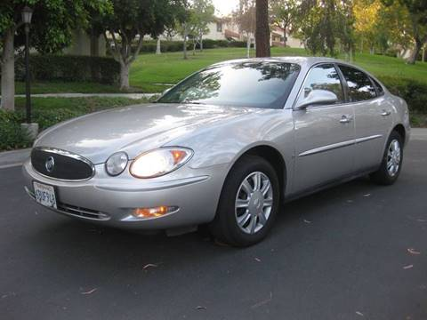 2007 Buick LaCrosse for sale at E MOTORCARS in Fullerton CA