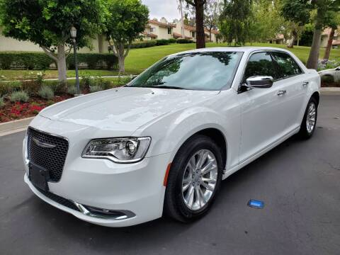 2016 Chrysler 300 for sale at E MOTORCARS in Fullerton CA