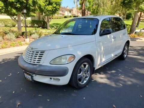 2001 Chrysler PT Cruiser for sale at E MOTORCARS in Fullerton CA
