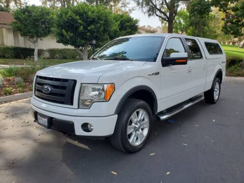 2010 Ford F-150 for sale at E MOTORCARS in Fullerton CA