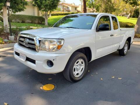 2010 Toyota Tacoma for sale at E MOTORCARS in Fullerton CA