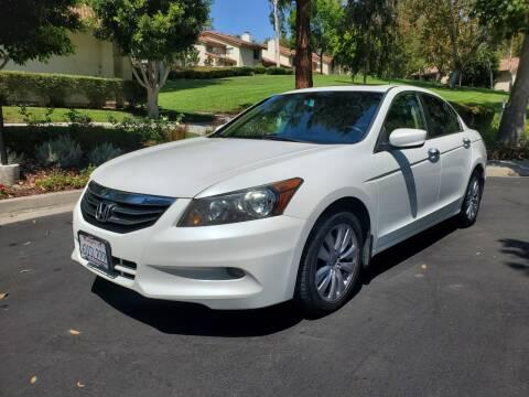 2012 Honda Accord for sale at E MOTORCARS in Fullerton CA