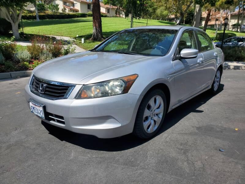 2010 Honda Accord for sale at E MOTORCARS in Fullerton CA