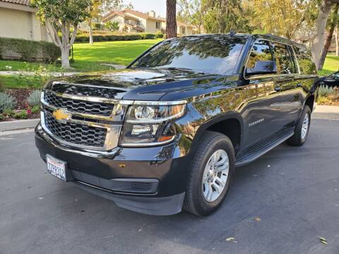 2018 Chevrolet Suburban for sale at E MOTORCARS in Fullerton CA