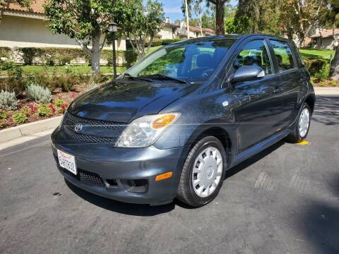 2006 Scion xA for sale at E MOTORCARS in Fullerton CA