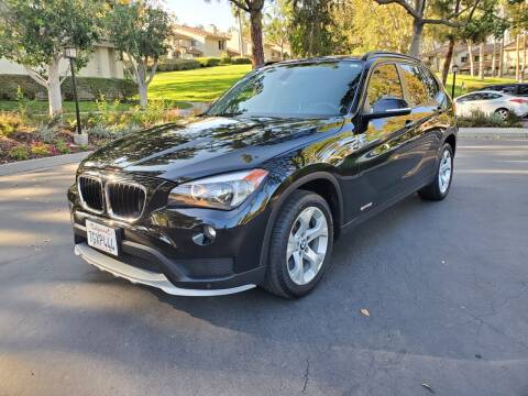 2015 BMW X1 for sale at E MOTORCARS in Fullerton CA