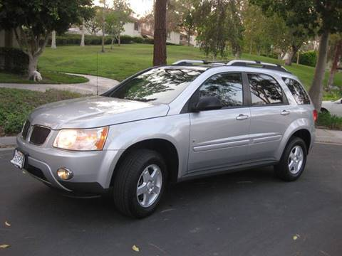 2006 Pontiac Torrent for sale at E MOTORCARS in Fullerton CA