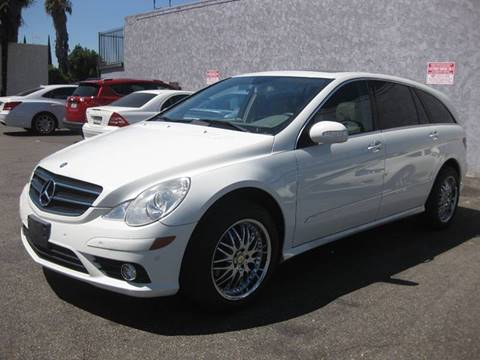 2009 Mercedes-Benz R-Class for sale at E MOTORCARS in Fullerton CA