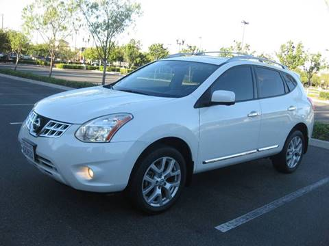 2012 Nissan Rogue for sale at E MOTORCARS in Fullerton CA