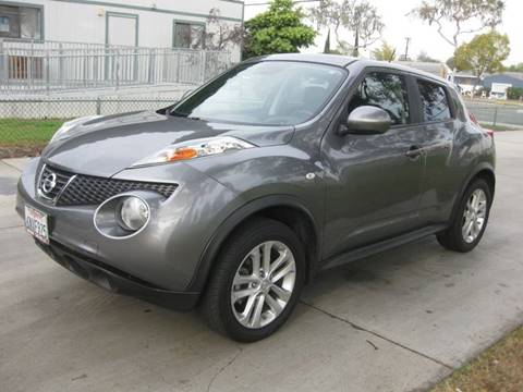 2011 Nissan JUKE for sale at E MOTORCARS in Fullerton CA