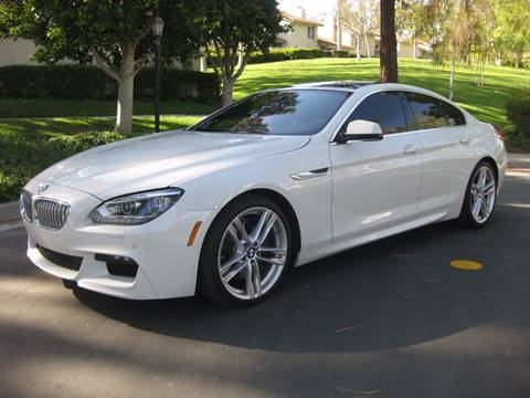 2013 BMW 6 Series for sale at E MOTORCARS in Fullerton CA