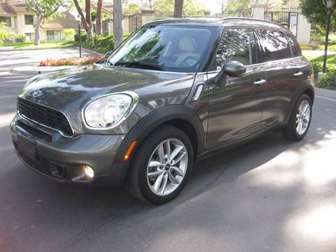 2014 MINI Countryman for sale at E MOTORCARS in Fullerton CA