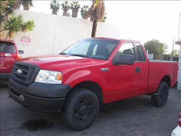 2007 Ford F-150 for sale at E MOTORCARS in Fullerton CA