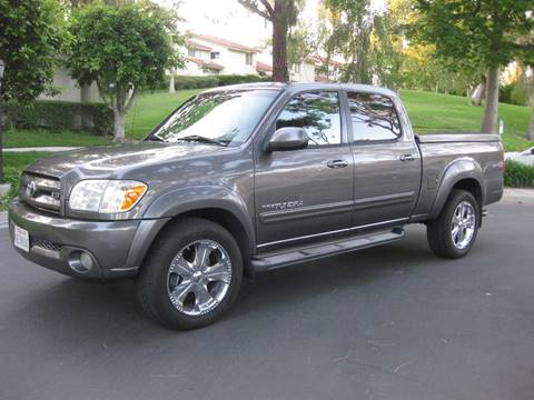 2006 Toyota Tundra for sale at E MOTORCARS in Fullerton CA