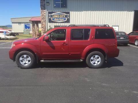2006 Nissan Pathfinder for sale in Hayden, ID