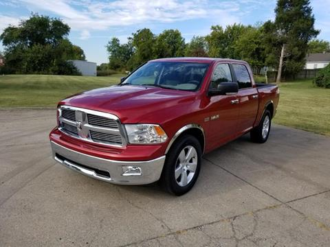 2009 Dodge Ram Pickup 1500 for sale in Henderson, KY