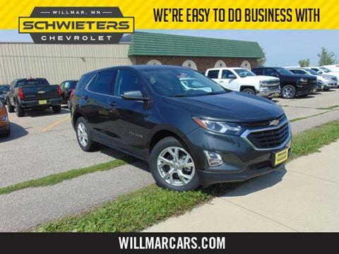 2018 Chevrolet Equinox for sale in Willmar, MN