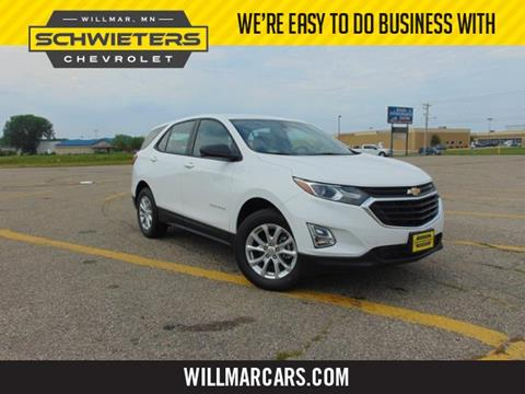 2018 Chevrolet Equinox for sale in Willmar, MN